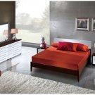 Stylish Bedroom Set with Platform Bed Luxury