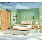 Retro Contemporary European Bedroom Set