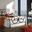 Olivia Contemporary Metal Bedroom Set