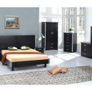 Napoli Modern European style Bedroom Set (Full/Queen/King)