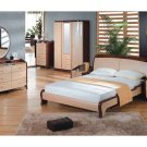 Emilia Modern European Style Bedroom Set