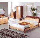 Comiso Modern European Style Bedroom Set