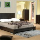 Chicago Stylish Wenge Modern Bedroom Set