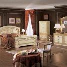 Aida Bedroom Italian Lacquer Bedroom Set
