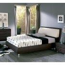 European Style Dark Brown Color Bedroom Set Iris by ESF Furniture.