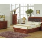 Contemporary Bedroom Set Angela by ESF Furniture.