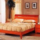 E-Apollo  //  Apollo Contemporary European Style Platfrom bed (Queen/King)