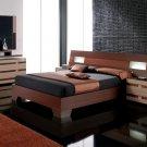 ESF-Benicarlo 112 //  Elegant European Style Platform Bed 112 Benicarlo