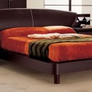 ESF-Miss Italia 5  //  Platform Bed with Wooden Headboard Miss Italia 5