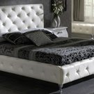ESF-Nelly //  Tufted Upholstered Nelly Platform Bed