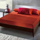 ESF-Luxury  //  Wenge Color Finished Platform Bed Luxury