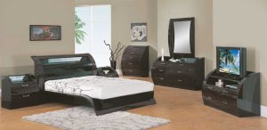 Global Madison Bedroom Set