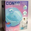 Massaging Foot Conair Body Benefits Heat Vibration NIB
