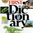 Macmillan First Dictionary Alphabet Rhymes Children Book Home Schooling
