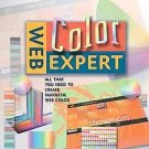 Web Color Expert by Keith Martin (2003) Web design Internet New Book