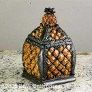 Storage Box Pineapple shape Jewelry Rings Beautiful Dresser Box