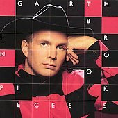In Pieces - Garth Brooks CD Country & Western C&W