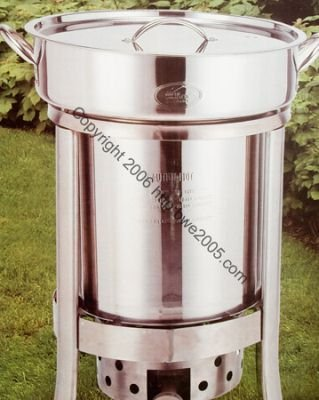 Turkey Fryer by Saf-T Fryer Professional Quality 34 35 Quart Propane Powered Turkey Fryer 34 NIB