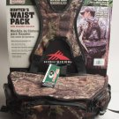 Hunters Waistpack High Sierra Mossy Oak Breakup Deer Bird Photographers Waist Pack NEW