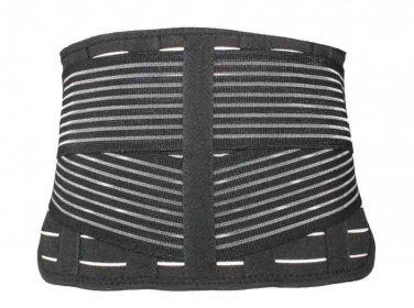 Back Braces Belts Lower Lumbar Back Pain Problems Size M