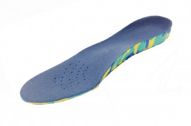 Kids Flat Foot Fallen Arch Supports Shoe Insoles Sz L