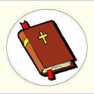Round Christian Envelope Seals - Choose Your Graphic & Size