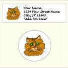 "60 Dog or Cat Address Labels & 63 - 1"" Envelope Seals - Choose Your Graphic"