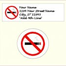 "60 Sign Address Labels & 63 - 1"" Envelope Seals - Choose Your Graphic"