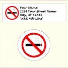 "90 Sign Address Labels & 96 - 1.2"" Envelope Seals - Choose Your Graphic"