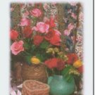 #M4U0547 Happy Birthday Greeting Card for Mother Mom