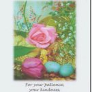 #M4U0549 Happy Birthday Greeting Card for Mother Mom