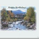 #M4U0101 Belated Happy Birthday Greeting Card