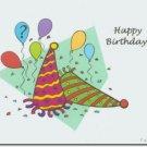 #M4U0217 Happy Birthday Greeting Card to a Child