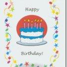 #M4U0226 Happy Birthday Greeting Card to a Child