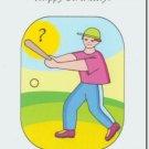 #M4U0239 Happy Birthday Greeting Card to a Child