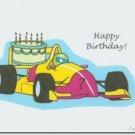 #M4U0242 Happy Birthday Greeting Card to a Child