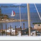 #MU0173 Happy Father's Day Greeting Card