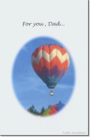 #MU0531 Happy Father's Day Greeting Card