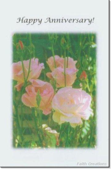 #M4U0106 Happy Anniversary Greeting Card