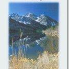 #M4U0480 Scenic Mountain View Inspirational Greeting Card