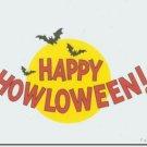 #M4U0362 Happy Halloween Greeting Card