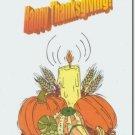 #M4U0285 Happy Thanksgiving Greeting Card