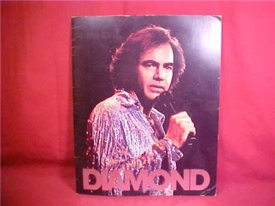 1971 NEIL DIAMOND SOUVENIR BOOK (SOLD)