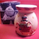 BAY COLLECTIBLE SNOWMAN POTPOURRI BURNER