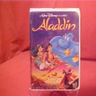DISNEY CLASSIC ALADDIN VHS VIDEO