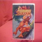 WALT DISNEY TARZAN VHS VIDEO