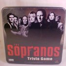 2004 THE SOPRANOS TRIVIA GAME IN COLLECTOR TIN