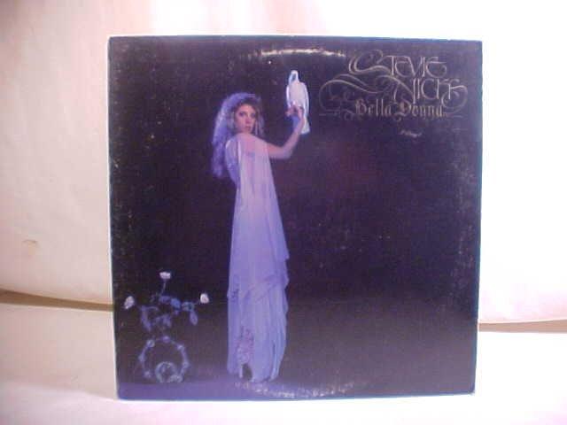 STEVIE NICKS BELLA DONNA 33 RPM LP RECORD ALBUM