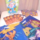 LOT OF MIXED MCDONALDS AND DISNEY ITEMS COLLECTIBLES