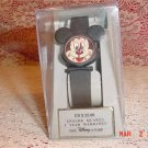 DISNEY STORE QUARTZ MICKEY WATCH MIB